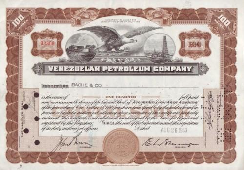 venezuelapetroleumcompany